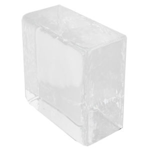 CRYSTAL BLOCK SATINADO 10x10x5